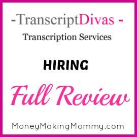 Transcript Divas Review