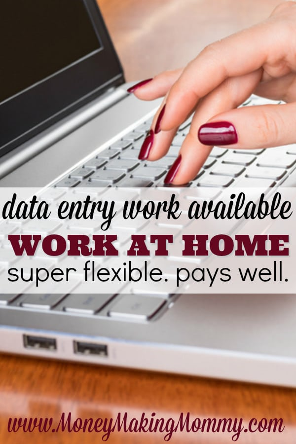 Flexible Data Entry Assignment