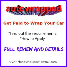 get paid to wrap your car