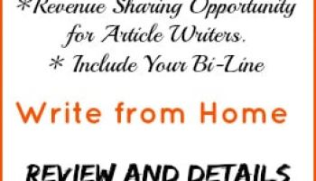 Sites to Get Paid to Write Articles and Reviews Online for      SlideShare