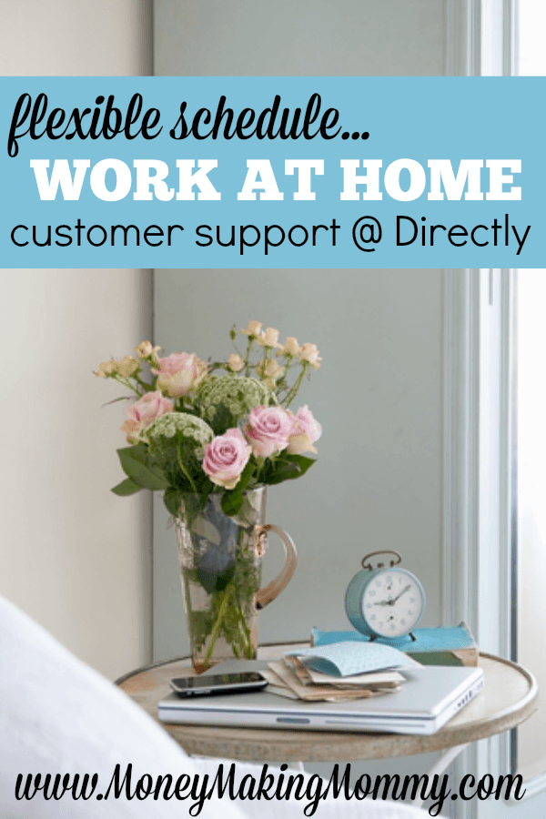 Directly Work at Home Jobs