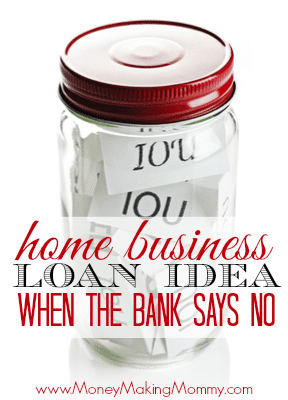 how to get a bank loan to start a business