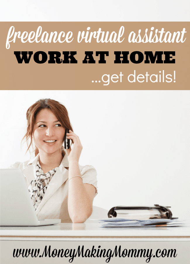 Be a Freelance Virtual Assistant