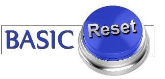 Healthlane Basic Reset