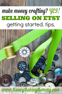 Selling on Etsy - Getting Started