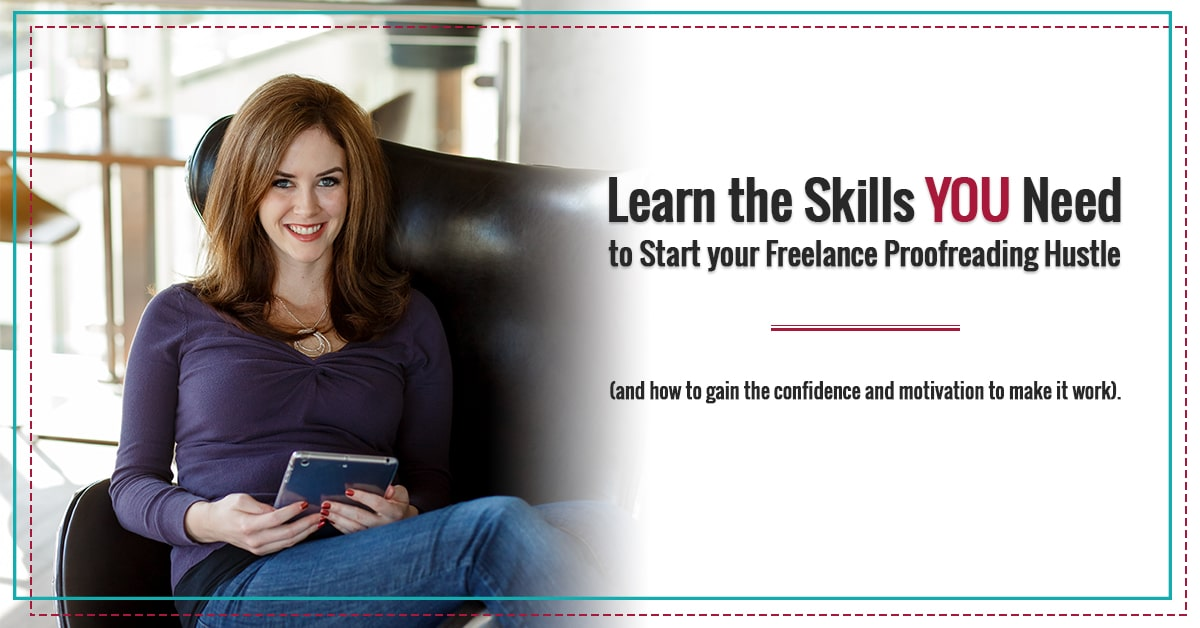 At Home Proofreading Jobs: Free Workshop