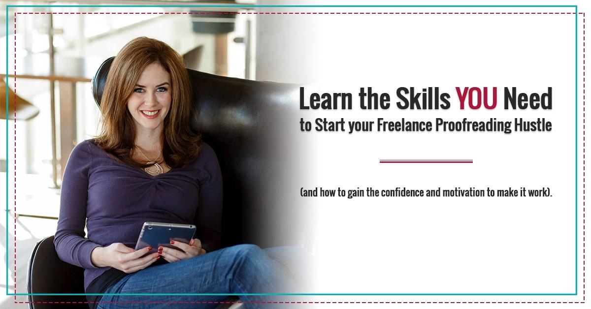 Proofreading Jobs: Free Workshop