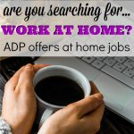 Find Work at Home Sales Jobs at ADP [Get Details]