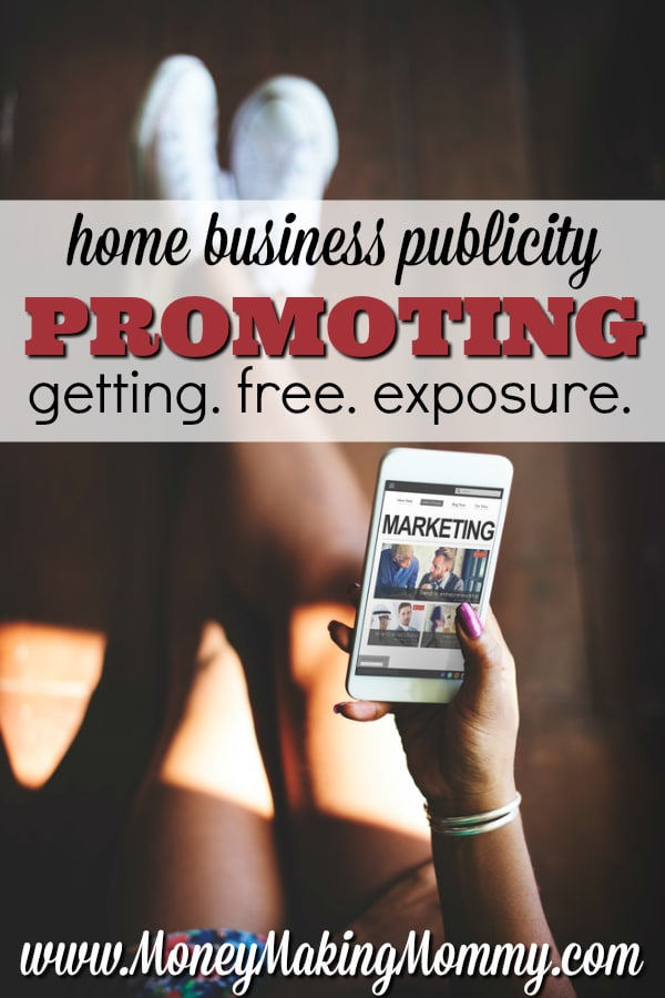 Home Business Publicity