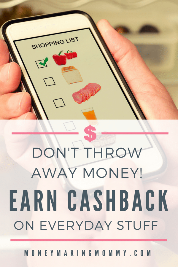 If you're not earning cashback month after month on your groceries - STOP! Read this because many are earning $100's a year with free apps like this.  -MoneyMakingMommy.com - https://www.moneymakingmommy.com/saving-money-lifes-necessities-checkout51/ #savemoney #cashback #free