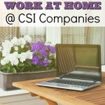 CSI Companies Offers Work at Home [Various Jobs]