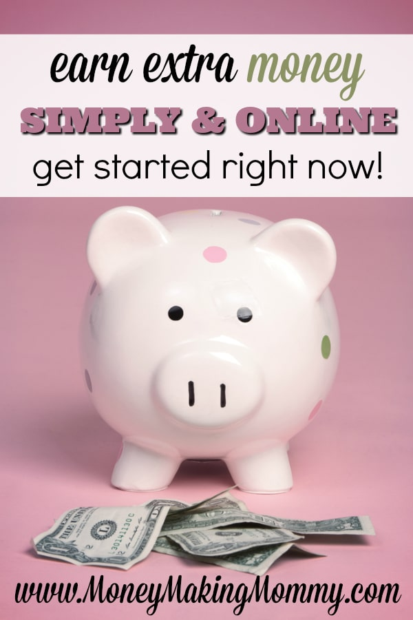 Earn Extra Money Simply & Online