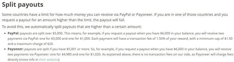 Gengo Payments