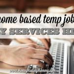 Explore Home Based Temp Jobs at Kelly Services