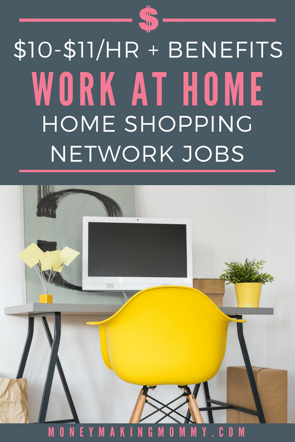 HSN offers work from home jobs. Find out what they pay, hours and the benefits package they provide for their home-based HSN workers.  - MoneyMakingMommy.com - https://www.moneymakingmommy.com/hsn-work-home-opportunity-full-review/  #hsnworkfromhome #homeshoppingnetwork #workfromhome