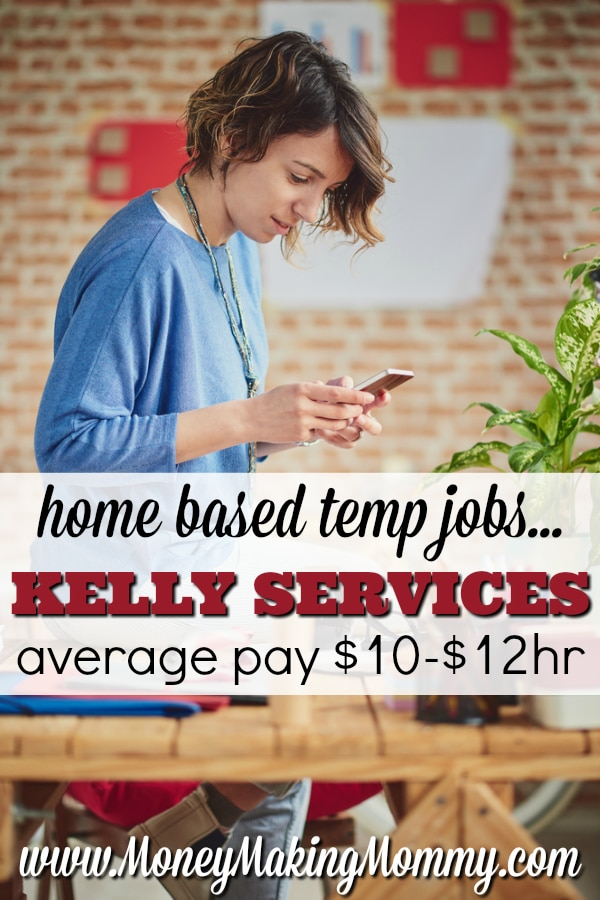 Kelly Service Home Based Jobs