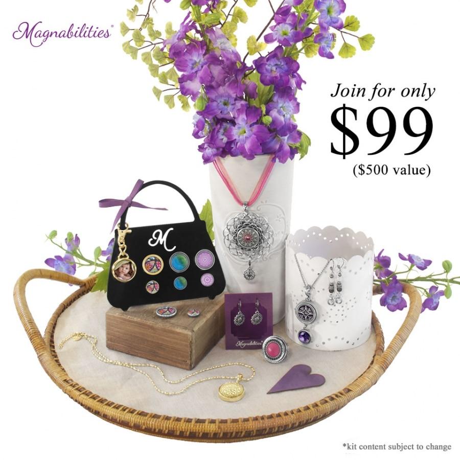 Magnabilities Fashion Jewelry Kit