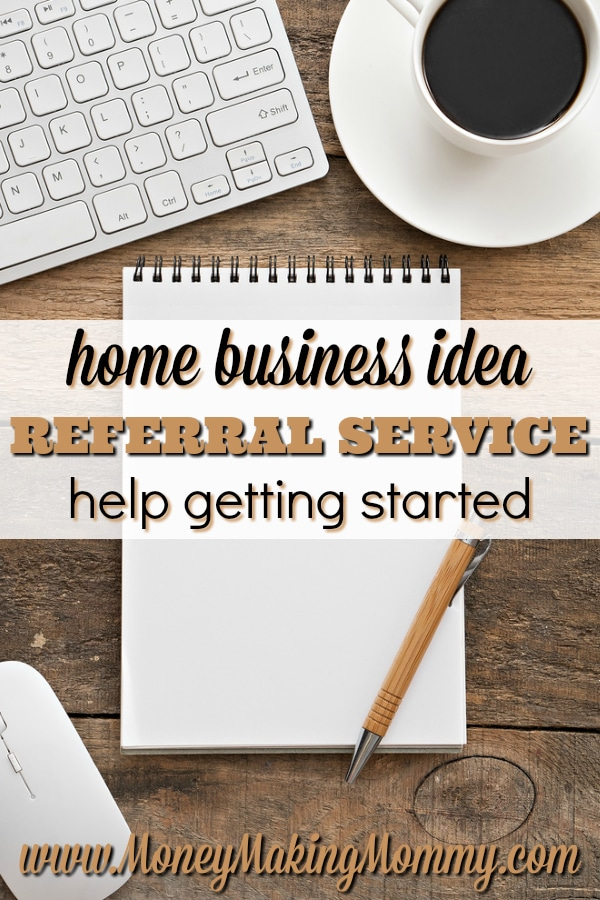 Start a Referral Service Business - Beginners Guide and Tips