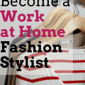 Work at Home Fashion Jobs