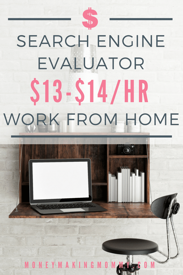 Search Engine Evaluator Jobs That You Can Do From Home - Learn more about working from home as a search engine evaluator. There are also jobs as ad quality raters too. Make money from home. Great job for moms. #searchengineevaluator #searchengineevaluatorjobs