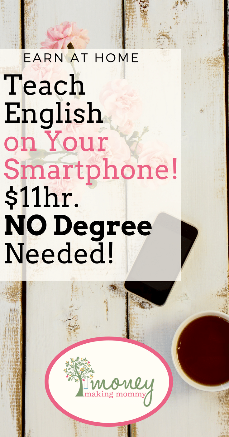 Teach English $11hr. No Degree!