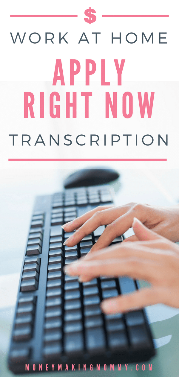 Learn more about this home-based transcription opportunity. If you're a transcriber this is worth checking out. Company details and how to apply.  -MoneyMakingMommy.com -  https://www.moneymakingmommy.com/transcription-outsourcing-hires-remote-transcriptionists/ #transcriptionjobs #transcriptionjobsfromhome