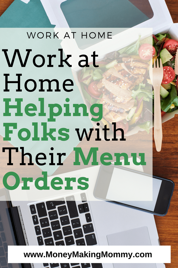 If you're looking for legitimate work from home, here's a position in customer service. You'll be helping customers with their menu/takeout orders. You can learn more about this legitimate job and its requirements, salary and hours. - MoneyMakingMommy.com -  https://www.moneymakingmommy.com/work-at-home-helping-others-with-yummy-menu-orders/ #workfromhome #legitimate #workfromhomeideas #jobs