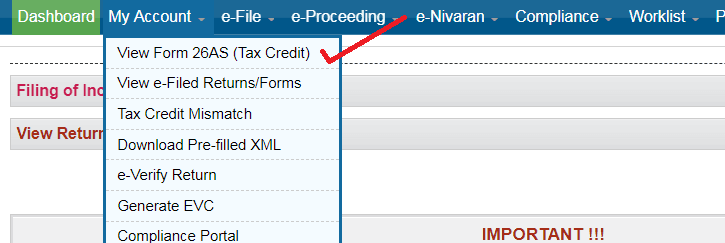 Form 26AS: How to view and download Form 26AS? - MoneyManch
