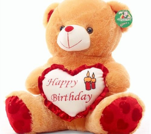 A Teddy Bear As A birthday Gift - MoneyMatters101.com