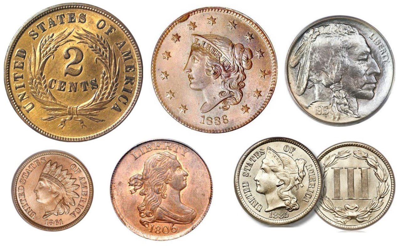 Old And Rare Coins