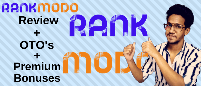 RankModo Review – The Game Changer to Rank Any of Your Videos to Page 1
