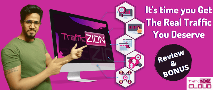 Trafficzion Cloud Review – Real traffic engaging with your websites