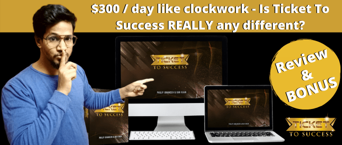 Ticket To Success Review – [Ticket To Success] Worth the hype?