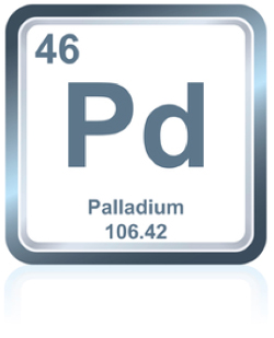 Palladium Table Block