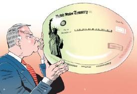 The U.S. Bond Bubble Grows