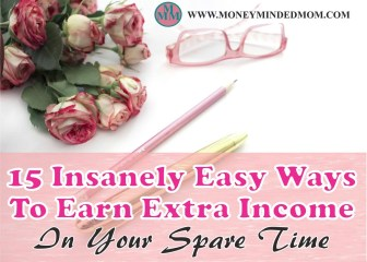 15 Insanely Easy Ways To Earn Extra Money in Your Spare Time. Earning extra income is something we may need to do to help make ends meet or get out of debt. Here are 15 easy ways to earn extra income in your spare time.