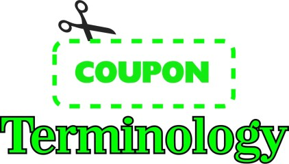 Couponing Terminology