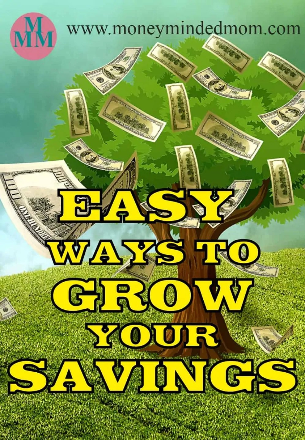 Easy Ways to Grow your Savings