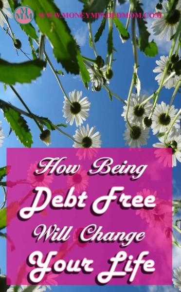 How Being Debt Free Will Change Your Life ~ I know many people want to get out of debt for obvious reason, but there is so much more to it then not owing creditors or have more money in you pocket. Read on to see what it truly means.