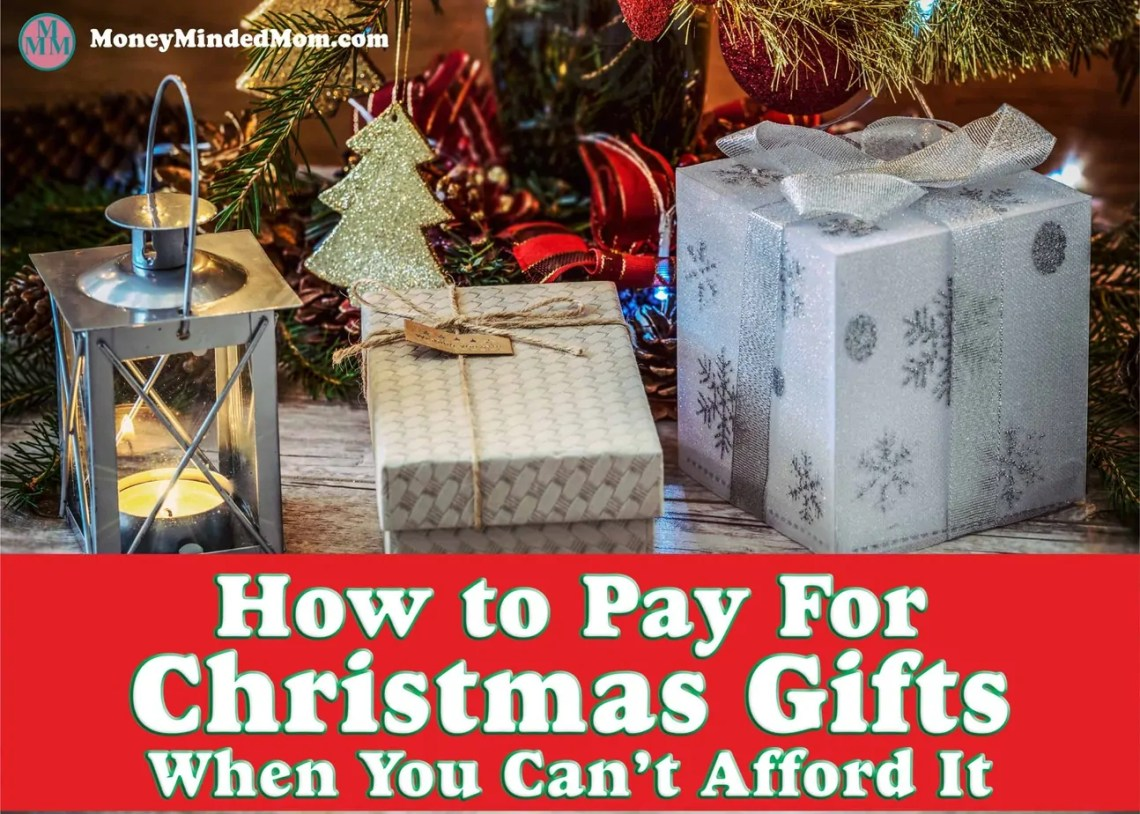 Christmas is a wonderful time of year but can be a very stressful time if you can't afford to gift to your loved ones. Nobody wants to get into debt & nobody should have to. Read on to learn how I pay for my Christmas gifts every year without spending a dime. Christmas | debt | How to pay for Christmas gifts | Frugal Christmas | Thrifty Christmas | Save on Christmas | Save for Christmas #Christmasgifts #Christmas #Gift