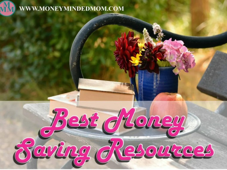 Best Money Saving Resources ~ Here are some great resources that will help you save money everyday.