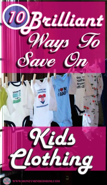 10 Brilliant Ways to Save on Kids Clothing l Saving Money l Frugal Tip ~ Kids Clothing can be very expensive, I've put together some frugal tips of 10 brilliant ways to save money on children's clothing that will save your budget and help you manage your finances. Read on to start saving