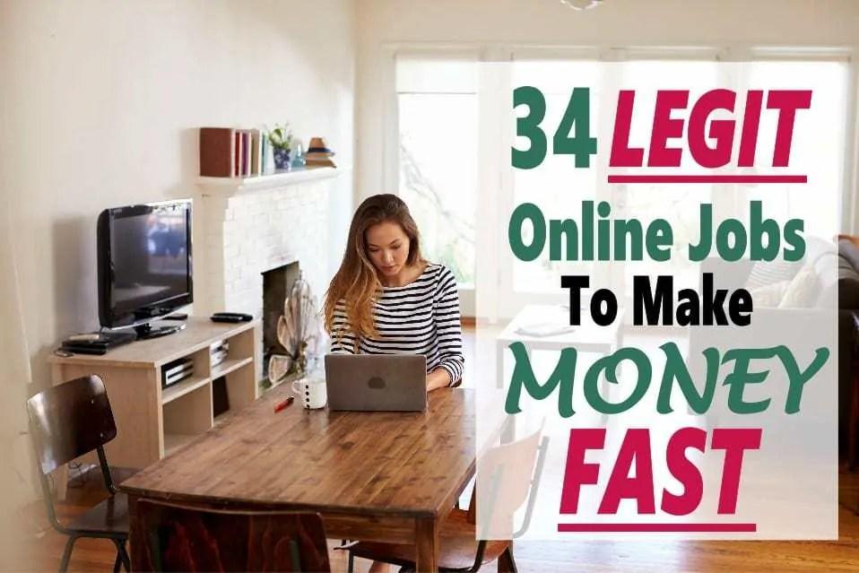 Legitimate online tutoring jobs