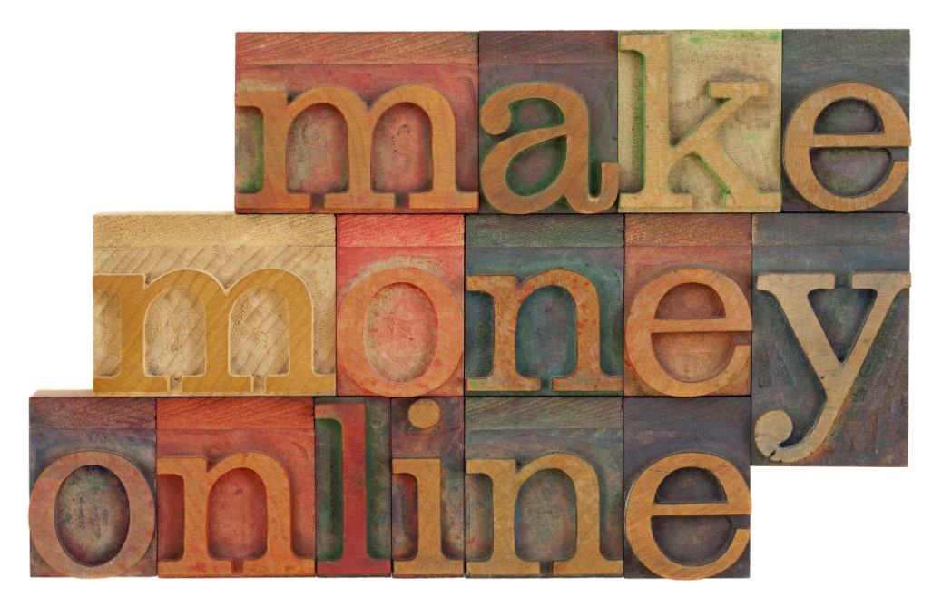 how to make your own website and make money
