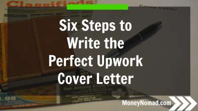 Photo of Six Steps to Writing the Perfect Upwork Cover Letter
