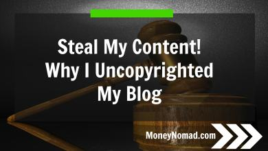 Photo of Steal My Content! Why I Uncopyrighted My Blog