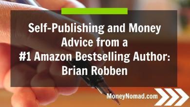 Photo of Publishing and Money Advice from #1 Amazon Bestselling Author: Brian Robben