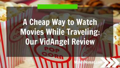 Photo of A Cheap Way to Watch Movies While Traveling: Our VidAngel Review