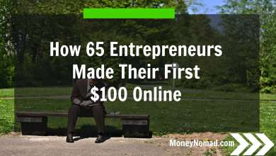 Photo of How 65 Entrepreneurs Made Their First $100 Online