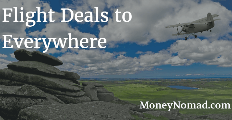 Flight Deals See the World